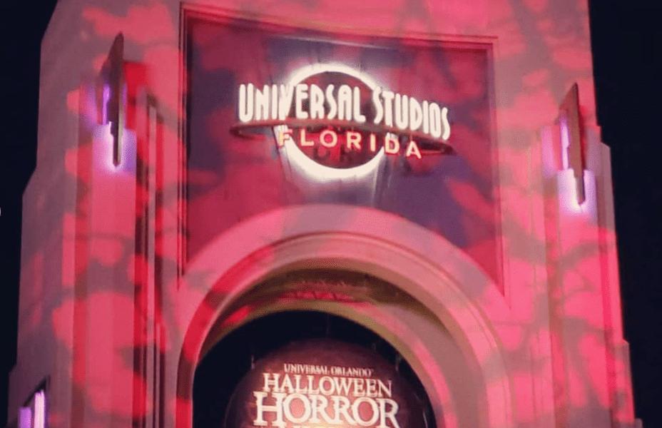 Halloween Horror Nights Entrance 2018