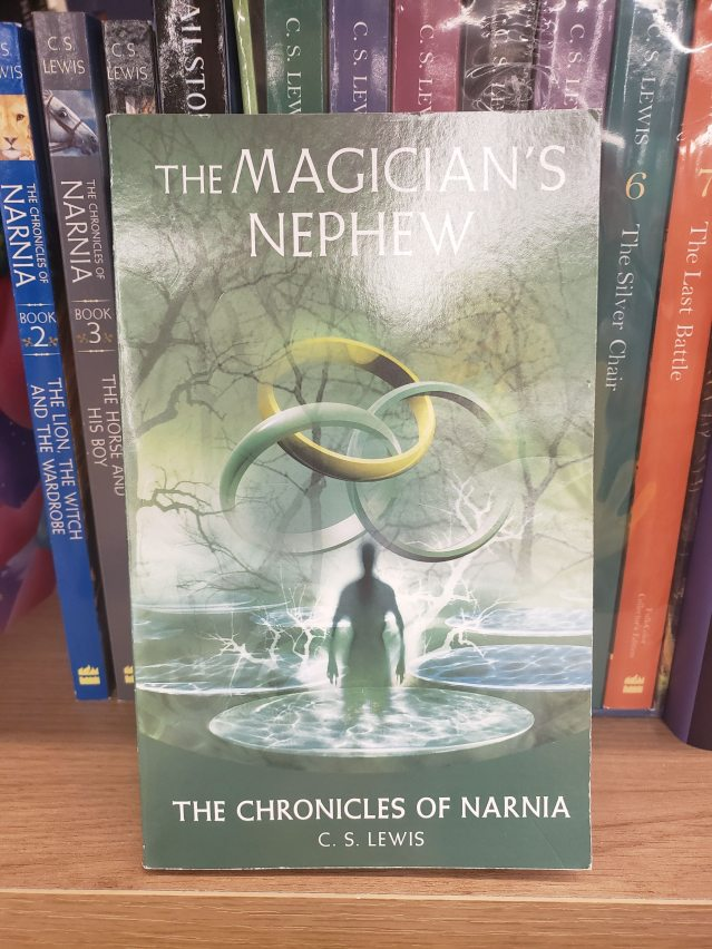 The Magicians Nephew by C.S. Lewis