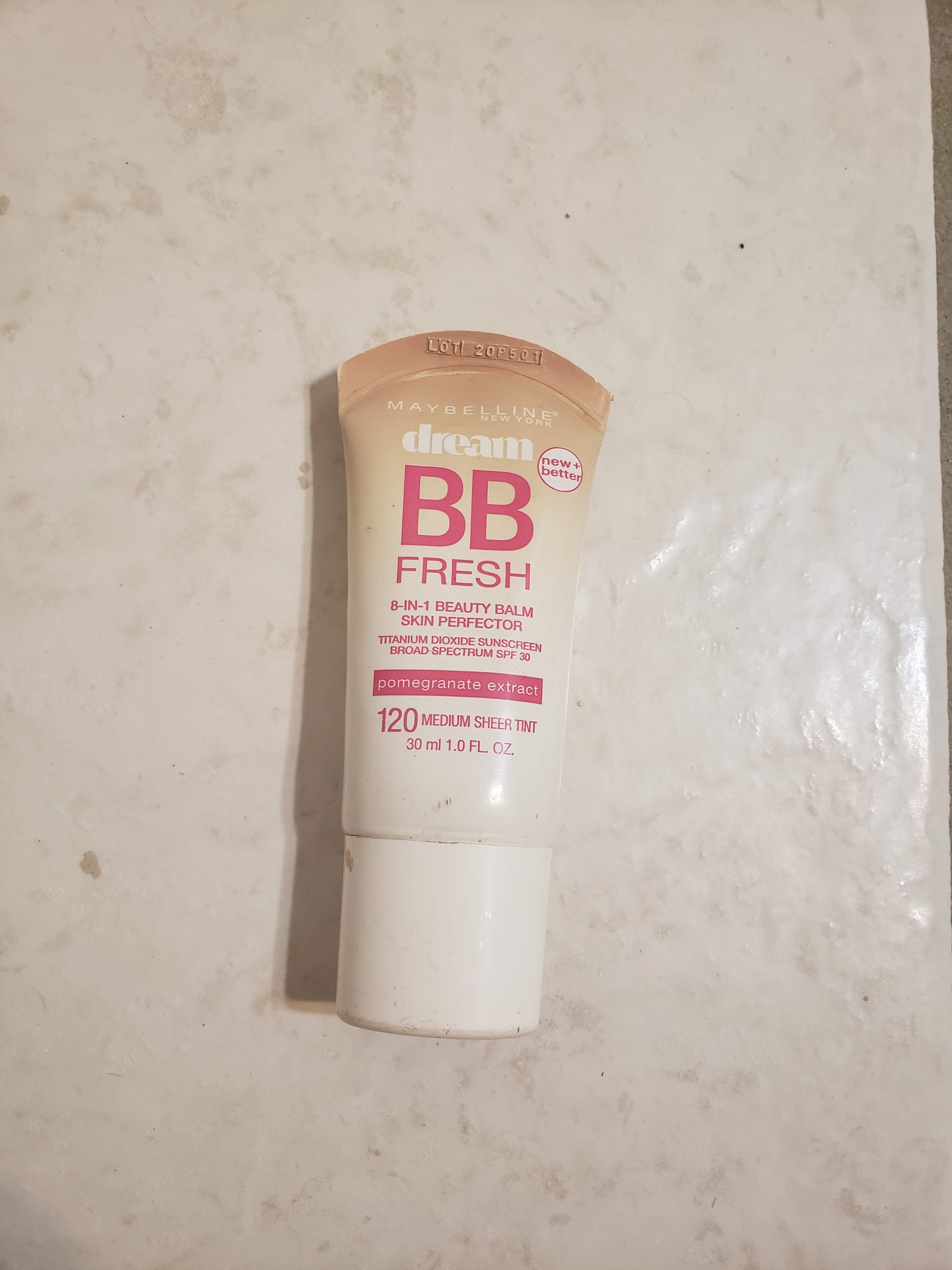 I've used the Dream BB Cream for years, and it has never let me down. It's affordable and lightweight, and truly all the coverage I need.