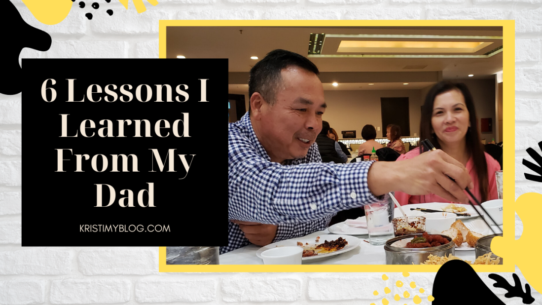 6 Lessons I Learned From My Dad Header