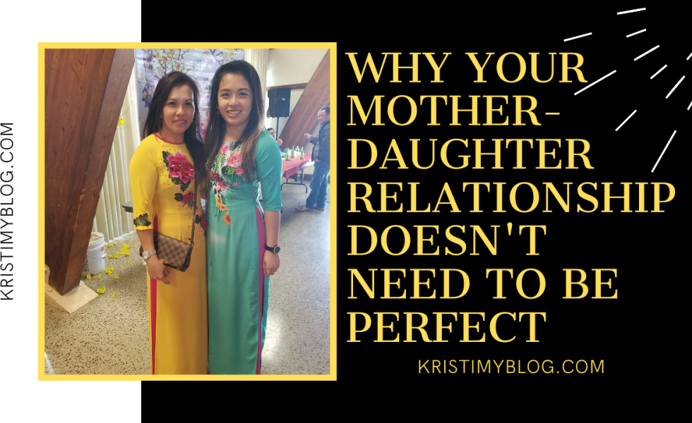 Why Your Mother-Daughter Relationship Doesn't Need To Be Perfect Header Image