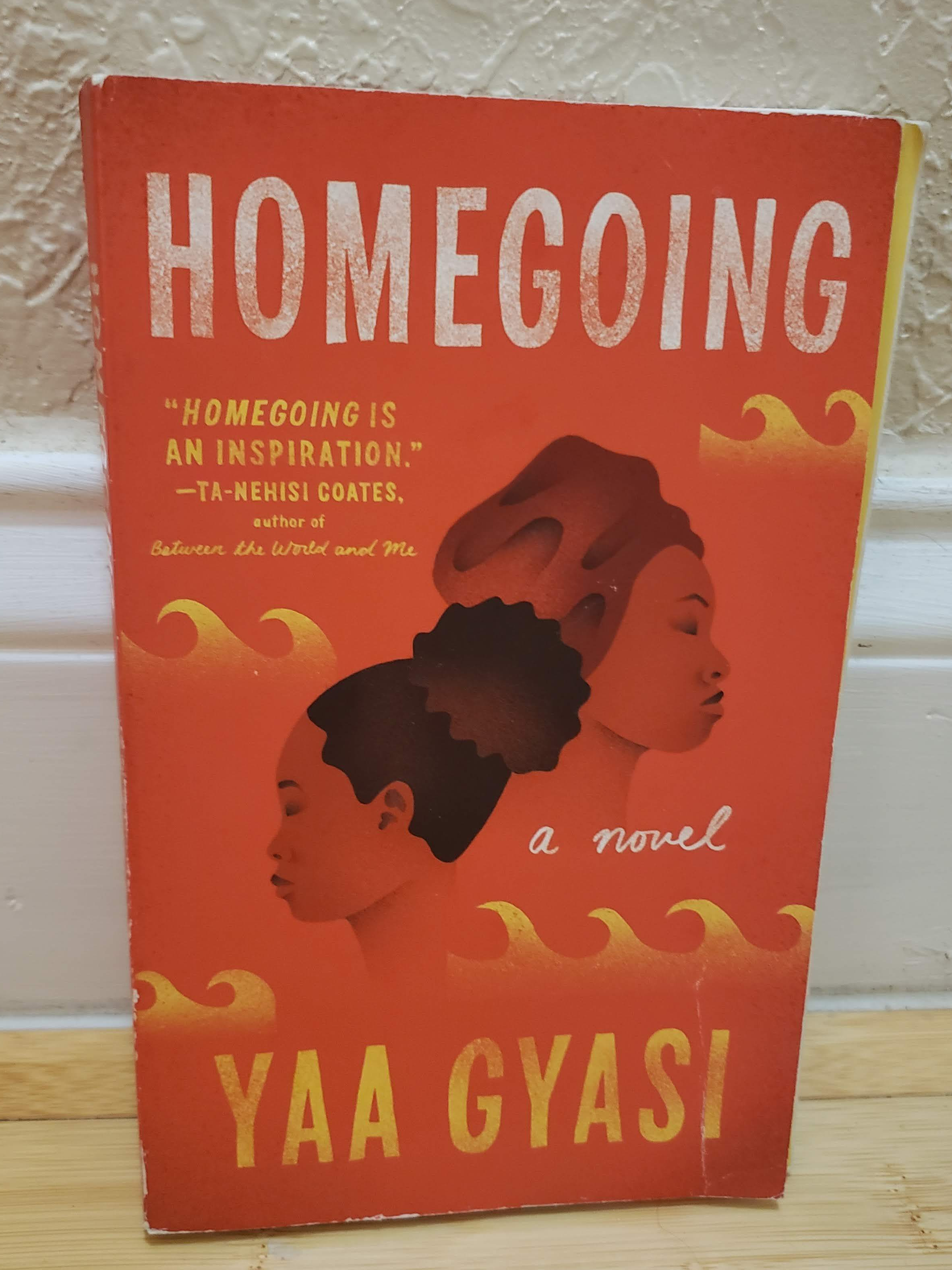 If you don't take my word for it, Orprah also called Homegoing by Yaa Gyasi one of the best books of the year.