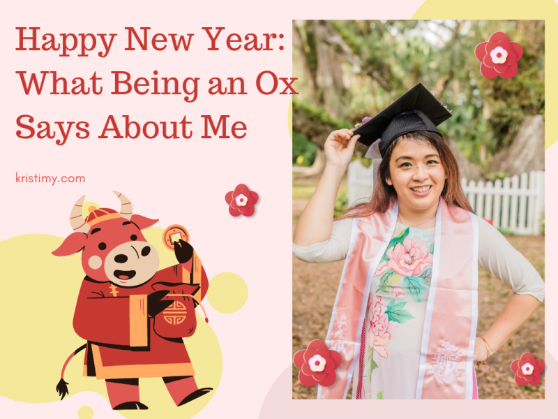 Happy New Year! What Being an Ox Says About Me Header Image
