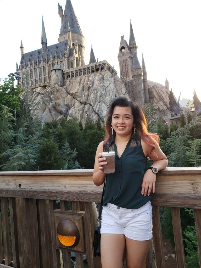 Is it appropriate to drink butterbeer at school, or is Hogswarts the exception?