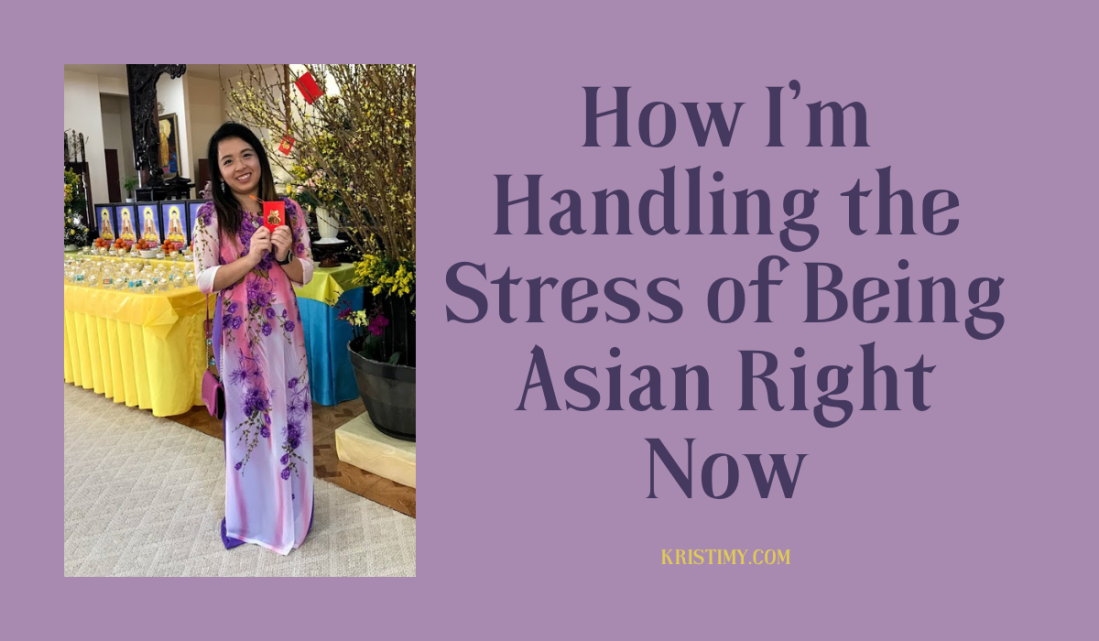 How I'm Handling the Stress of Being Asian Right Now Header Image