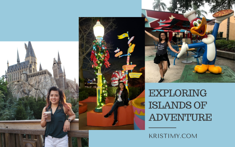 Exploring Islands of Adventure Header Image
