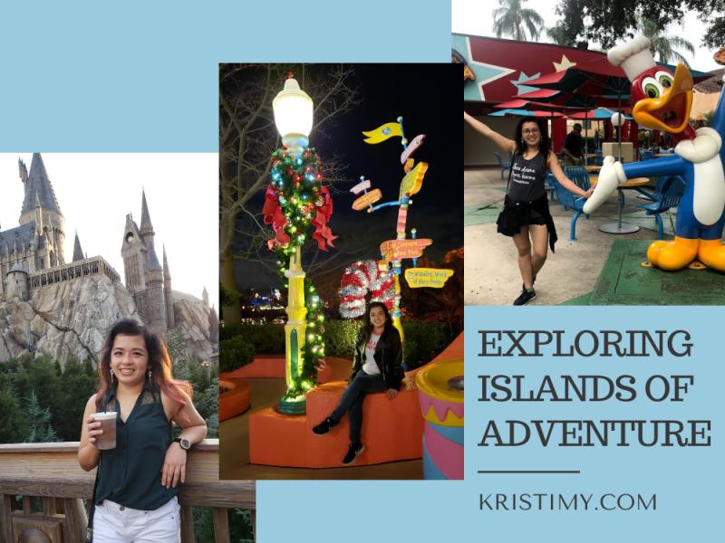 Exploring Islands of Adventure Header Image