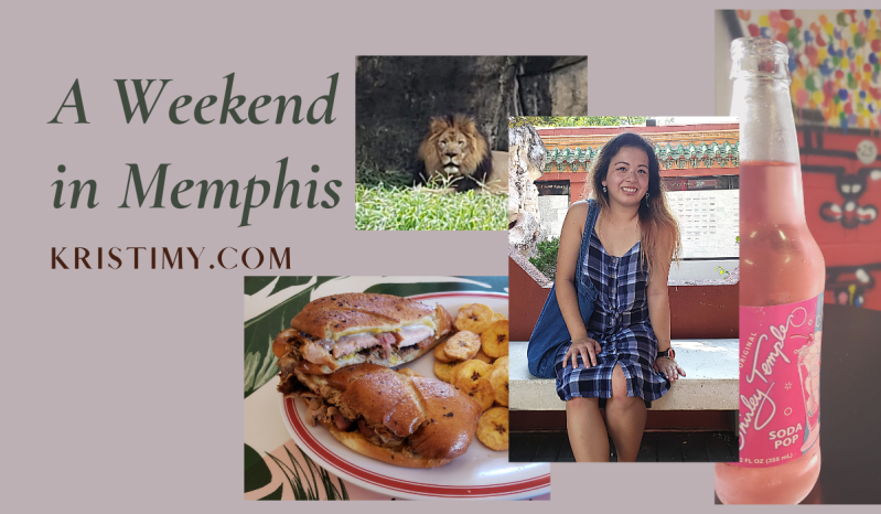 A Weekend in Memphis Header Image