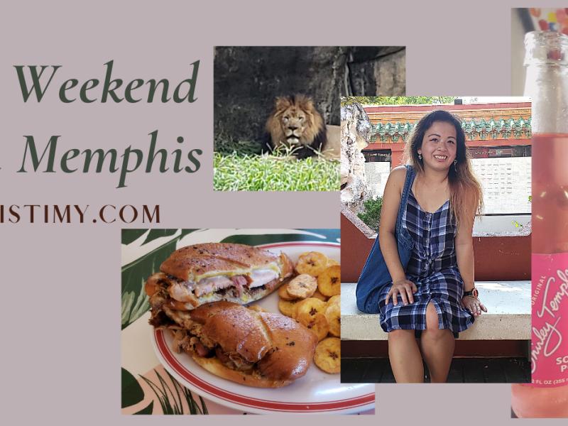 A Weekend in Memphis Header Image